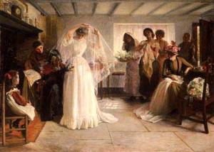 john-henry-frederick-bacon-la-maniana-de-la-boda-museos-y-pinturas-juan-carlos-boveri